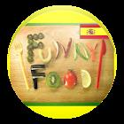 Recetas de Cocina Funny Food icon