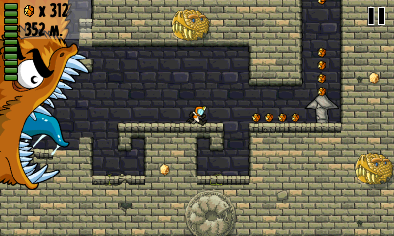 Worm Run - screenshot
