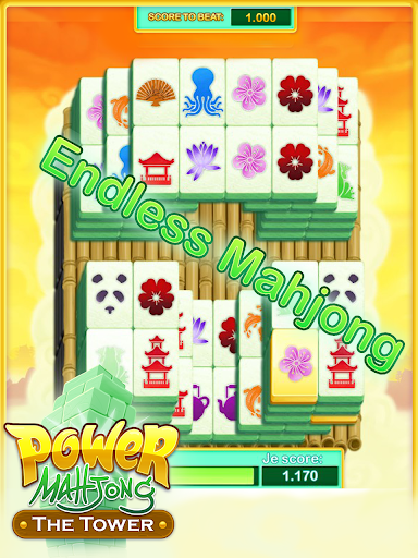 玩解謎App|Power Mahjong the Tower-Deluxe免費|APP試玩