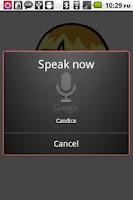 Screenshot of Voice-Active Knock-Knocks Lite