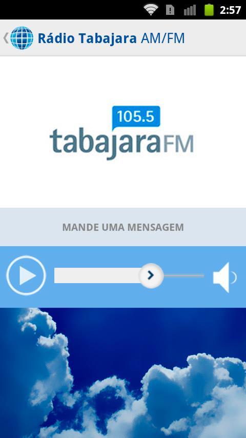 Radio Tabajara AM / FM - screenshot