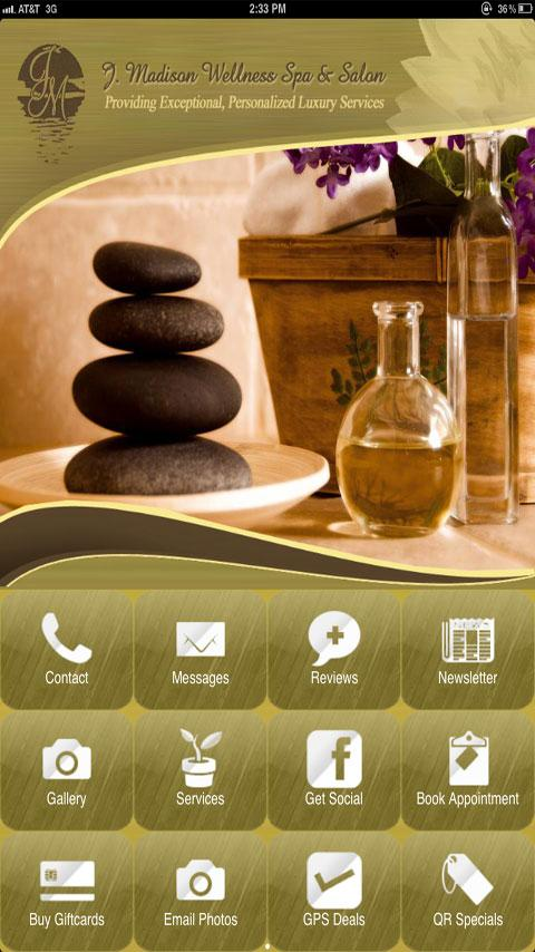 J. Madison Wellness Spa - screenshot