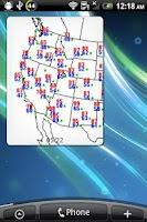 Screenshot of Air Image Widget