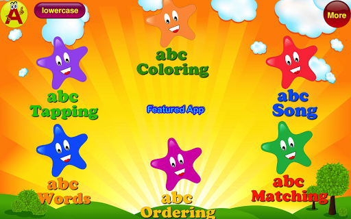 ABC Alphabet Phonics Plus