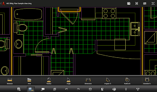 AutoCAD 360 Screenshot 12