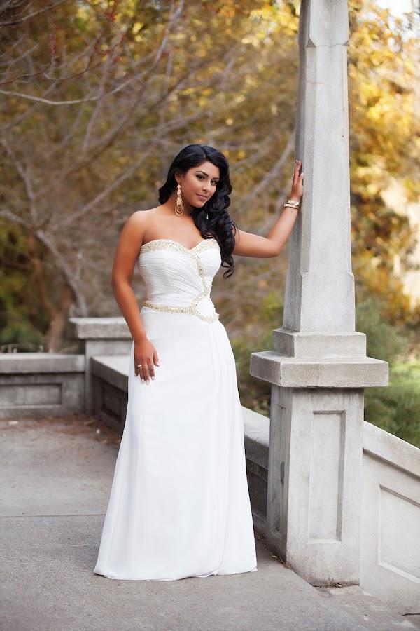 The Bride by Mary Wallis - Wedding Bride ( natural light, bridal, woman, wedding, latina, lady, brunette, bride )