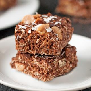 Gluten-Free Coconut Peanut Butter Chocolate Bars