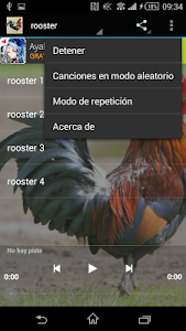 Rooster sounds free screenshot 1