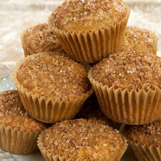 Maple Nut Muffins