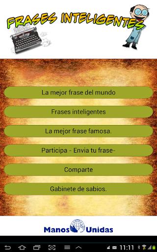 玩娛樂App|Frases Inteligentes Citas免費|APP試玩