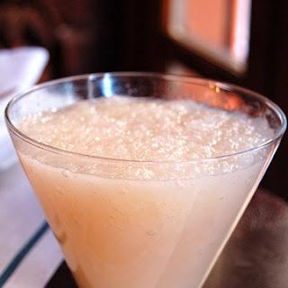 Lychee Martini.
