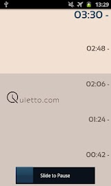 Quietto Lite Screenshot 4