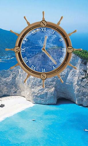 Capri Island Summer Travel LWP