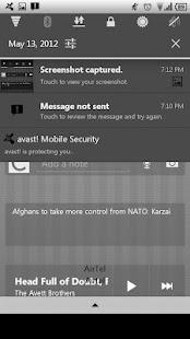 Frost CM11 AOKP Theme- screenshot thumbnail