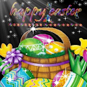 Vibrant Happy Easter LWP1