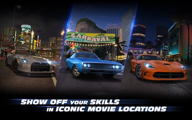 android Fast & Furious: Legacy Screenshot 15