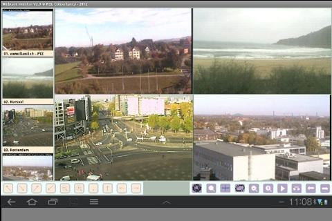 WebCam Monitor- screenshot