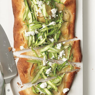 Asparagus-and-Potato Flatbread