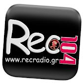 Rec Radio 104 Ελληνικά