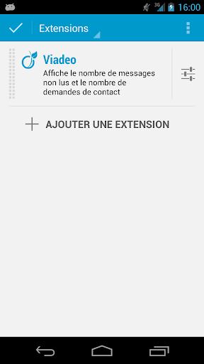【免費社交App】DashClock Viadeo Extension-APP點子