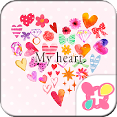 ★FREE THEMES★My heart