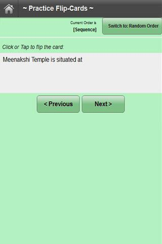 UPSC Quizzes 1- screenshot