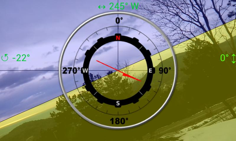 Compass 3D - screenshot