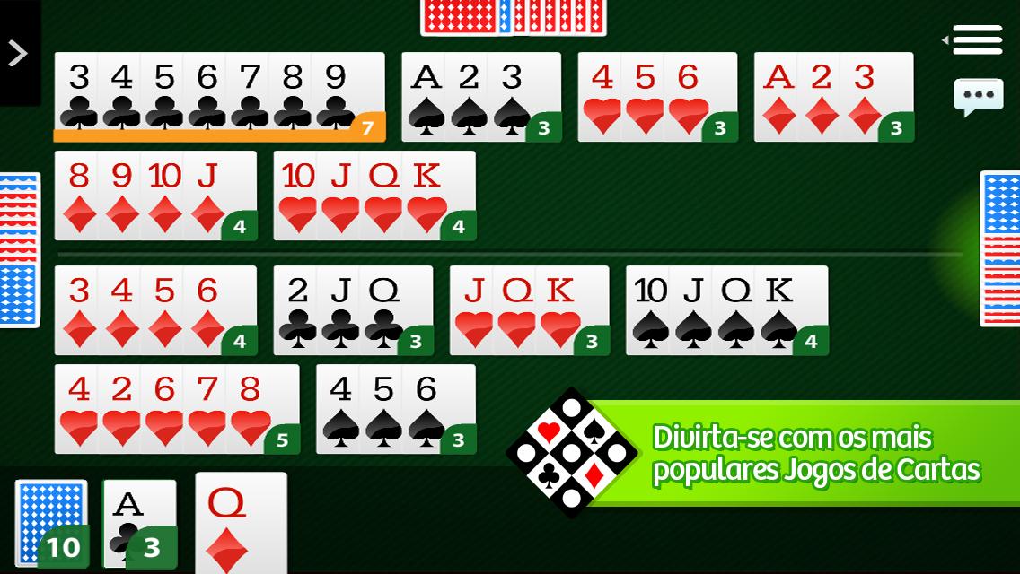 Buraco Fechado sem Trinca - screenshot