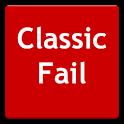 Classic Fail icon