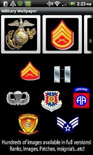 Military Wallpaper