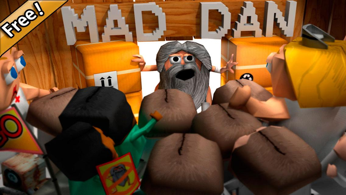 Mad Dan - 3D Tower Defense- screenshot