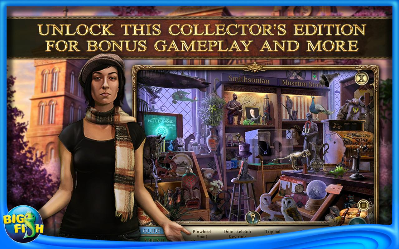 HE: Smithsonian Hidden Object - screenshot