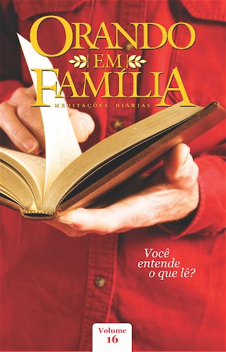 Orando em Familia 2014