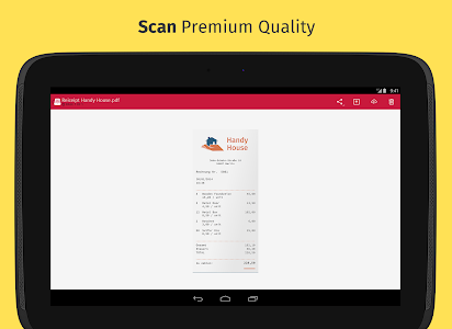 Scanbot - PDF Document Scanner v1.0
