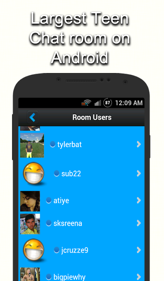 Teen chat android apps on google play for Kids chat rooms