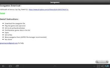 GTA Vice City Android Cheats