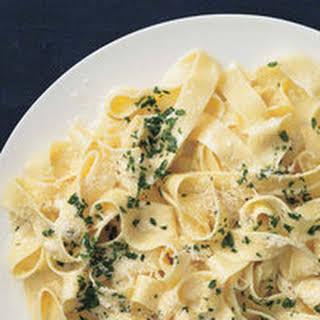 Alfredo Pasta Toppings Recipes.