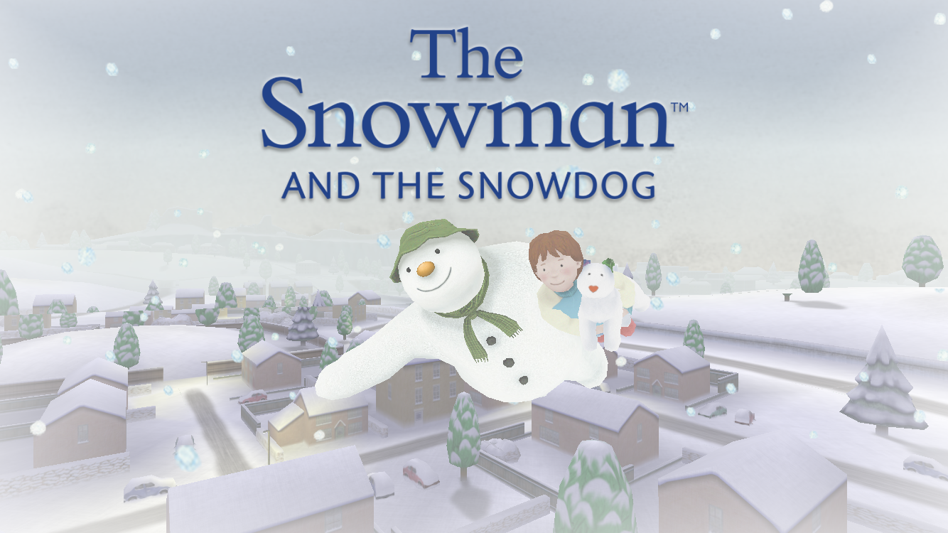 The Snowman & The Snowdog- screenshot