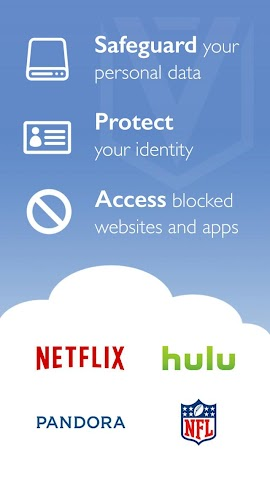 android Free Unlimited VPN Defender Screenshot 1
