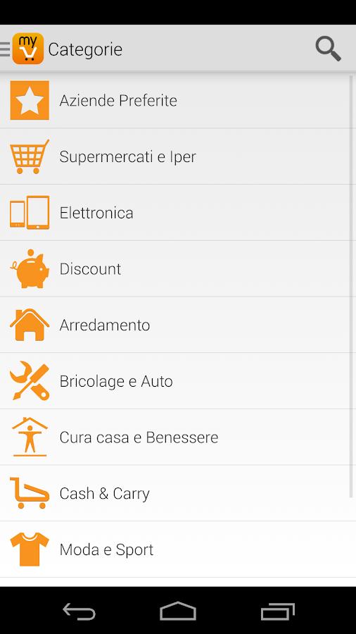 myVolantino - screenshot
