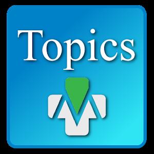 Medical Topics 醫療 App LOGO-硬是要APP