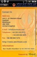 Screenshot of Amrit Bani Radio UK
