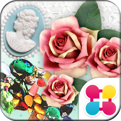JEWELS & ROSES Wallpaper Theme Icon