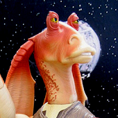 Jar Jar Binks Says