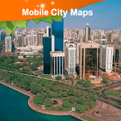Abu Dhabi Street Map