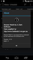 Screenshot of Bowser Watch WA