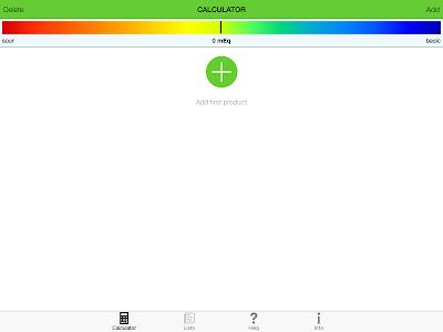 Acid base calculator v1.1.1