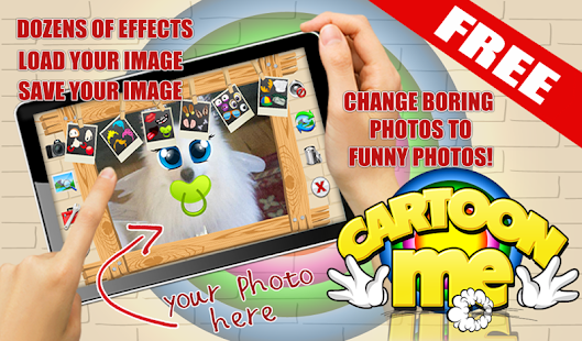 FREE Make Me Cartoon Photo Fun - screenshot thumbnail