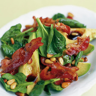 Salad With Pine Nuts And Avocado Recipes.