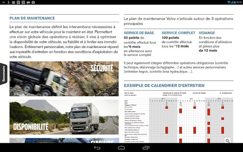 Guide Services Volvo Trucks - screenshot thumbnail